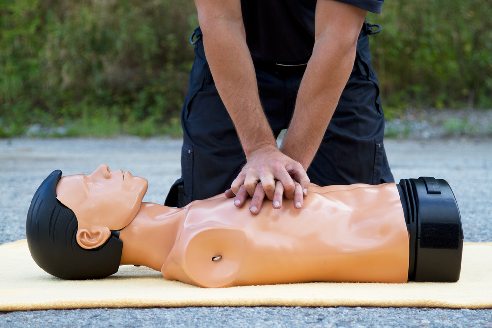 Industrial & Commercial First Aid Training