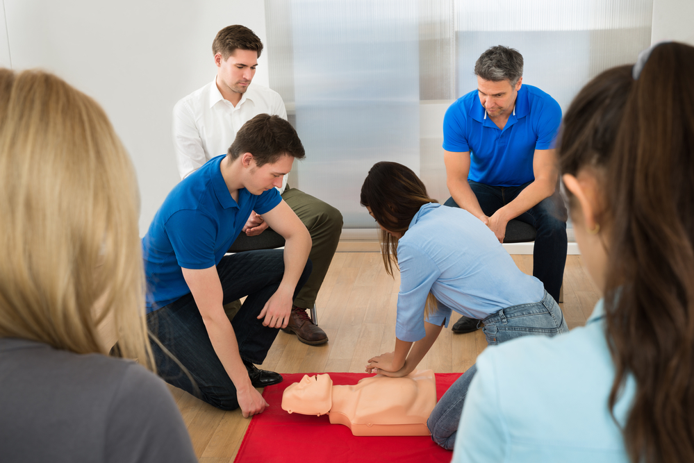 CPR Certification Utah