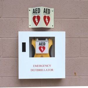 AED / CPR / Oxygen