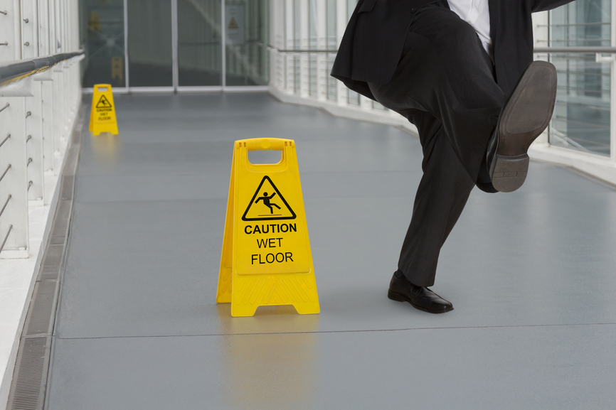 workplace fall safety Utah