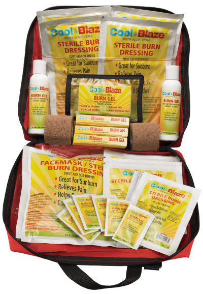 Large Canvas Burn Kit