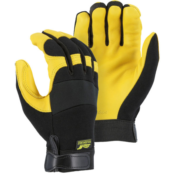 deerskin mechanics gloves