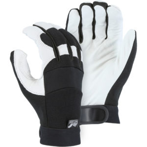 goatskin mechanics gloves