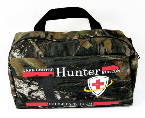 Hunter Edition First Aid Kit and Care Center
