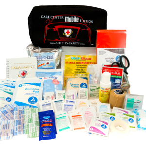Mobile First Aid Kit for Vehicles