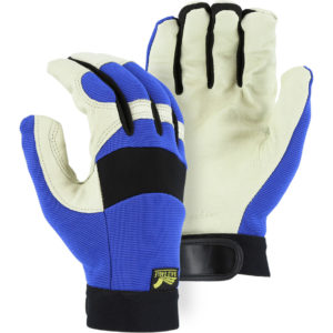 pigskin mechanics gloves