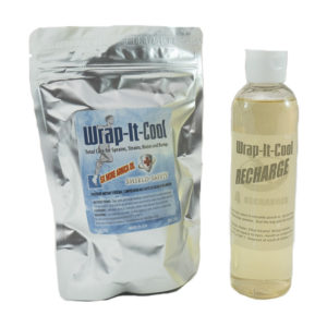 Wrap-It-Cool Sprains and Strains Best Wrap