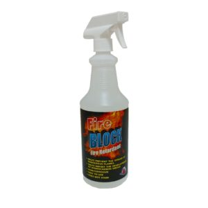 Fire Block 32 oz Spray Bottle