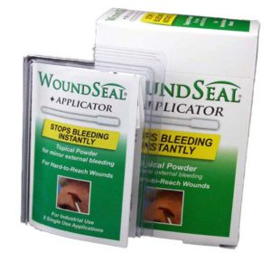 WoundSeal with 2 Applicators and Powders