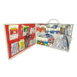 Two-Shelf First Aid Kit